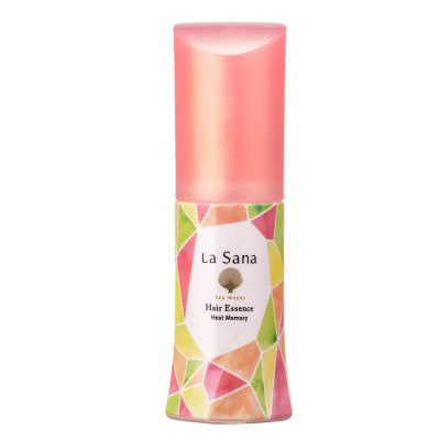 ラサーナ 海藻 ヘア エッセンス ヒートメモ リー ピンクグレープフルーツの香り