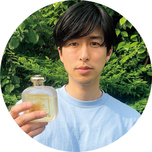 roijirスタイリスト 遠藤 俊さん