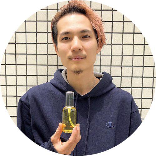 green店長 TAKUYAさん