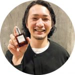 greenスタイリスト TSUYOSHIさん