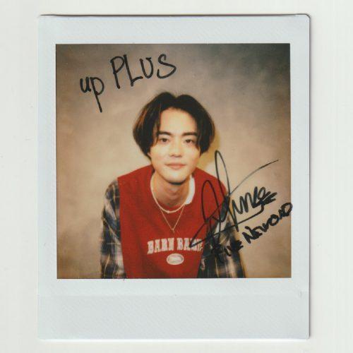 HIROSHIさんの直筆サイン入り写真