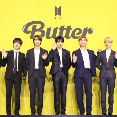 『Butter』グローバル記者会見